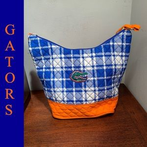 Spirit Ready Gators Quilted Purse